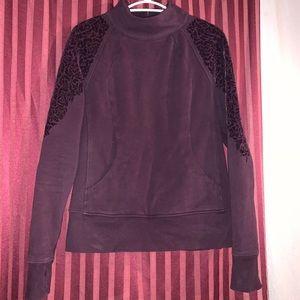 lululemon sweater.